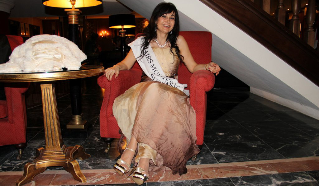 Mrs. Multiuniverse International, Netherlands (2012)